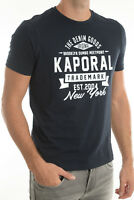 KAPORAL T-SHIRT MEVER NAVY BLEU