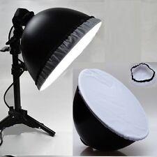 """7-11"""" Soft White Diffuser Sock Fr Reflector 27cm Flash Sparkler Lamp Light Shade"""