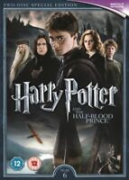 Harry Potter And The Mezza Sangue Prince DVD Nuovo DVD (1000596901)