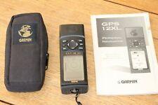 VINTAGE GARMIN GPS 12XL PERSONAL NAVIGATOR - WORKING CONDITION