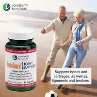 TendoGuard-Collagen Recovery types I-II-V-X- Joint & Connective Tissues Support