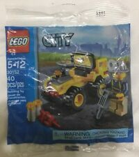 LEGO City 30152 New Mining Quad Polybag