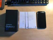 Cracked Screen Samsung S7 Black