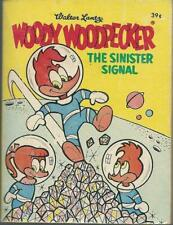 Walter Lantz's Woody Woodpecker the Sinister Signal by Vic Lockman Big Little
