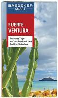 Fuerteventura 2015 Baedeker SMART Kanaren UNGELESEN Reiseführer & Karte Spirallo