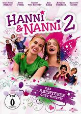 Hanni & (und) Nanni 2 (Jana Münster - Heino Ferch)                   | DVD | 224