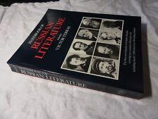 1985 Handbook of Russian Literature - Victor Terras - Large PB