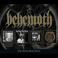 Behemoth - Metal Mind Years [CD]