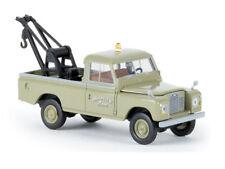 Brekina 13781 Land Rover 109 Abschlepper Hillsview Motors von Starmada 1:87 Neu