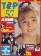 TOP 50 207 (17/2/90) VANESSA PARADIS CABREL BRUEL