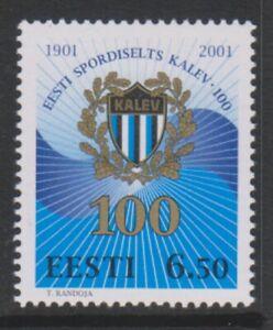 Estonia - 2001, Kalev Sports Association stamp - m/m - SG 394