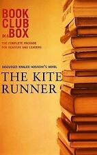 Bookclub-in-a-Box  Discusses the Novel  The Kite Runner by Khaled Hosseini...