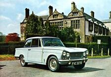 1967 Triumph Vitesse Saloon Michelotti Factory Photo J4038