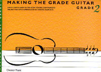 Making The Grade Grade Two Learn to Play EASY Guitar Music Book
