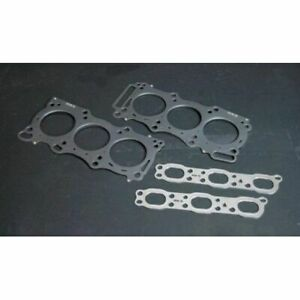 HKS 23009-AN010 Metal Head Gasket Stopper Type Includes Exhaust NEW