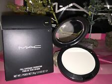 MAC PRO ONLY FULL COVERAGE FOUNDATION WHITE NEW IN BOX AUTHENTIC FRESH