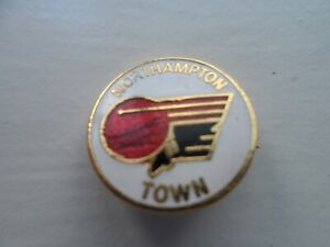 Northampton Town Football Club Enamel Badge (1)