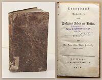 Xenophons Nachrichten über Sokrates Reden und Thaten 1824 Philosopie xz
