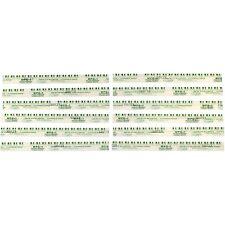 "Plastigauge Plastigage Green .001""-.003"" Rod Main Bearing Clearance strips 12"
