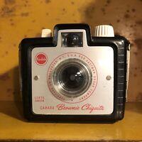 Kodak Brownie Chiquita Rare Box Camera Collector Or Use! Vintage!