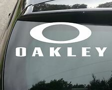 Gran Oakley Surf Funny car/window Jdm Vw Euro Vinilo calcomanía adhesivo