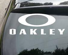 LARGE OAKLEY SURF Funny Car/Window JDM VW EURO Vinyl Decal Sticker