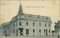 Ansichtskarte Nienburg a.S.d. Conditorei und Cafe 1908  (Nr.9387)