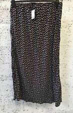 Full Length Hippy, Boho Floral Plus Size Skirts for Women