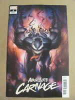 Absolute Carnage #1 Marvel 2019 Spider-Man Venom Codex 1:25 Variant 9.6 NM+