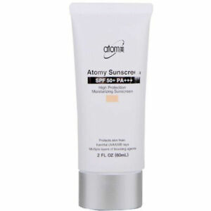 [Atomy] Sunscreen Beige - 60ml