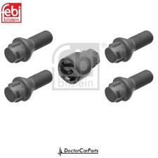 Locking Wheel Bolt Set Front/Rear for MINI F56 1.2 1.5 2.0 13-on COOPER ONE