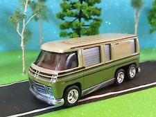Motorhome GMC Camper Special Edition Hot Wheels 1:64 Scale diecast camping