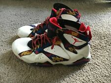 5f442d5453ae0d Air Jordan 7 Retro Ugly Sweater Nothing But Net 304775-142 Size 12