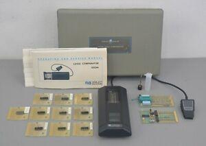 HP Hewlett Packard 10529A Logic Comparator Kit w/ Case & Accessories