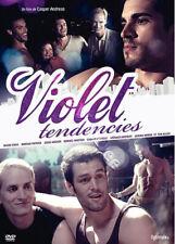 Violet Tendencies NEW PAL Cult DVD Casper Andreas Mindy Cohn