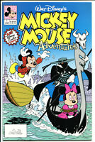 MICKEY MOUSE ADVENTURES #1,  NM+, Walt, 1st Disney, 1990, more Disney in store