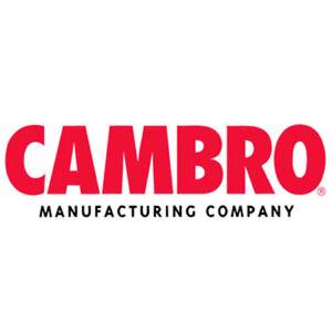 Brake Caliper Frt  Cambro Products  4115