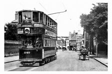 pt1102 - Tram at Waltham Cross Terminus , Hertfordshire - photo 6x4