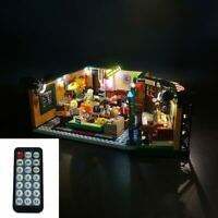 LED Light Kit For LEGO 21319 the television series friends coffee shop lighting