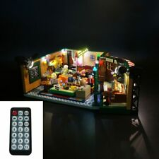 LED Light Kit For LEGO 21319 Central Perk the television series friends coffee