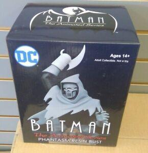 DC BATMAN ANIMATED SERIES PHANTASM RESIN BUST DIAMOND SELECT #/3,000