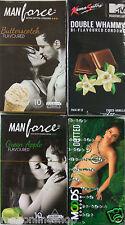 40 + 2 = 42  pcs Multi Variety Combo Condoms Condom Moods KS Kamasutra