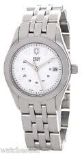 Swiss Army Women's Silver Tone Stainless Steel Quartz Watch 24663