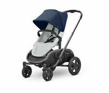 Quinny Hubb Graphite Frame Shopping Stroller- Navy