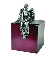 unico di design Urna cremazione RIFLESSO ANGELO FUNERALE per adulto (ARTE 15S)
