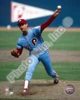 "Steve Carlton Philadelphia Phillies MLB Game Action Photo (8"" x 10"")"