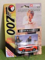 DIE CAST CORGI JAMES BOND 007 99662 FOR YOUR EYES ONLY