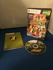 XBOX 360 KINECT ADVENTURES VIDEOGAME RATED E