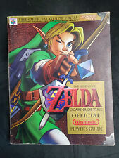 The Legend Of Zelda: Ocarina Of Time Official Nintendo Players Guide