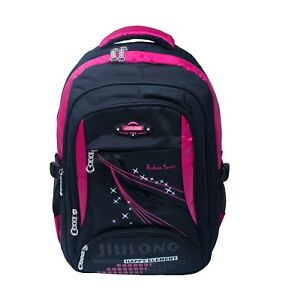 Fashion Sports Leisure School Backpack Laptop Bag Waterproof Outdoor Traveling